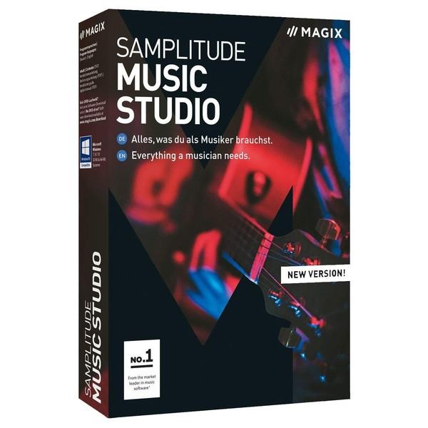 Magix Samplitude, Music Studio Box