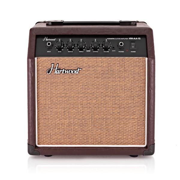 Hartwood 15W Acoustic Guitar Amplifier