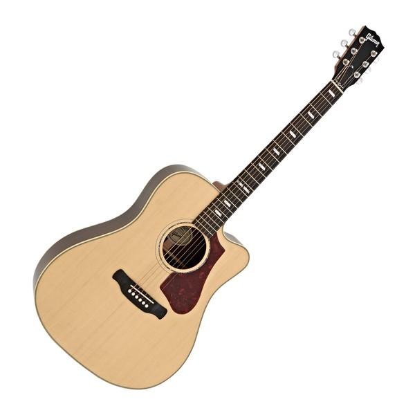 Gibson Hummingbird Rosewood AG 2018, Antique Natural - Box Opened main