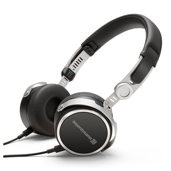 beyerdynamic Aventho Wired Tesla Headphones, Black, Main