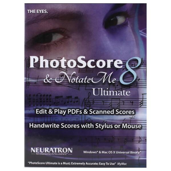 Avid PhotoScore & NotateMe