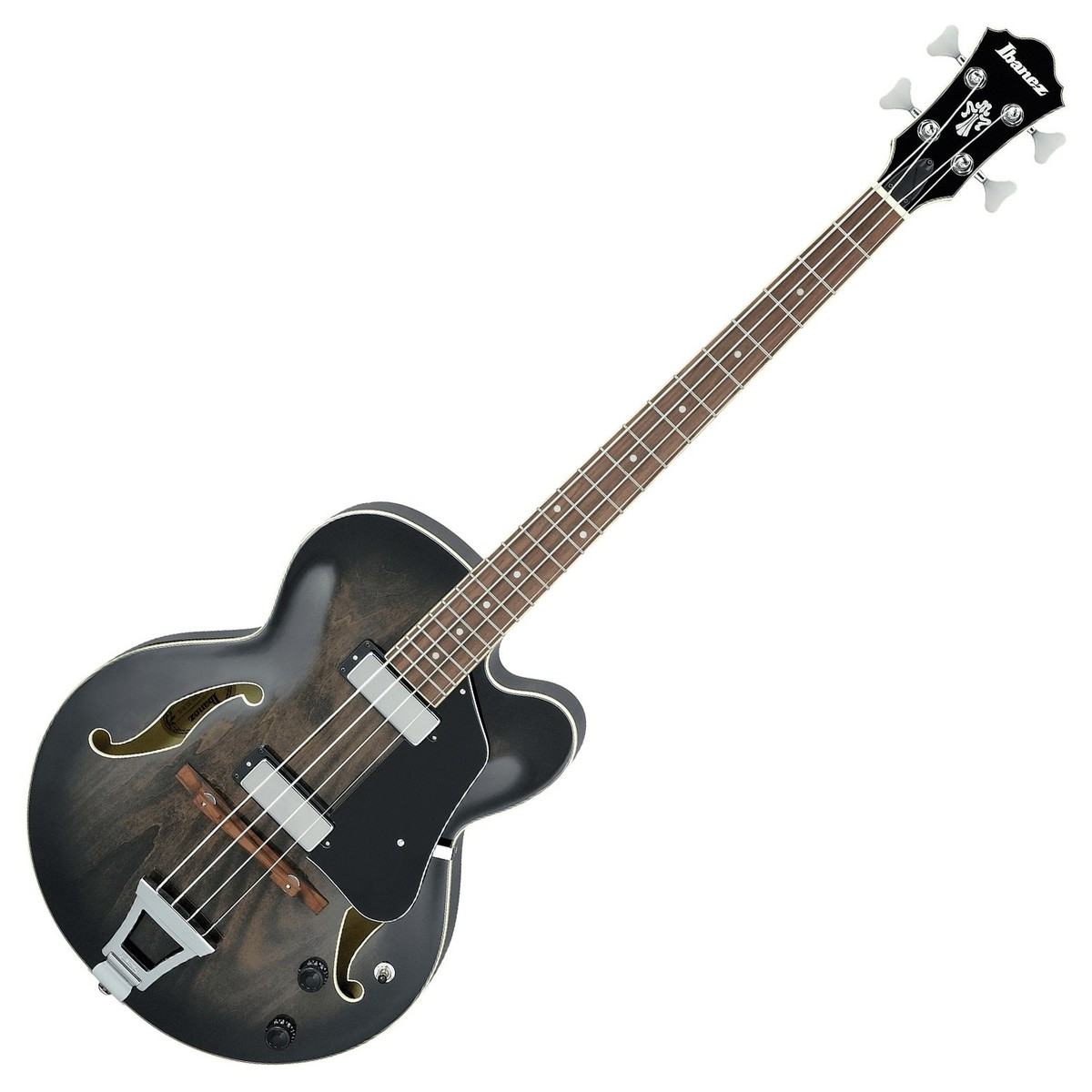 ibanez afb200 artcore bass trans black at gear4music. Black Bedroom Furniture Sets. Home Design Ideas
