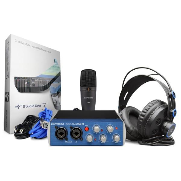 PreSonus Audiobox 96 Studio - Main