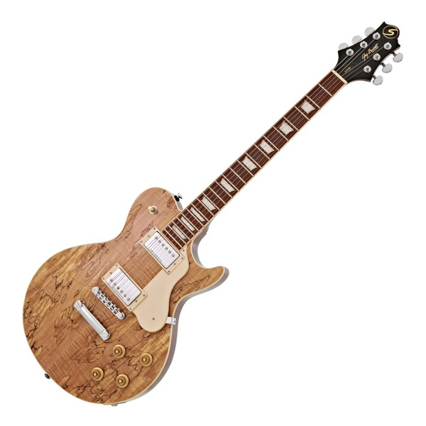 Greg Bennett Avion AV-6 Limited Edition Electric Guitar, Natural main