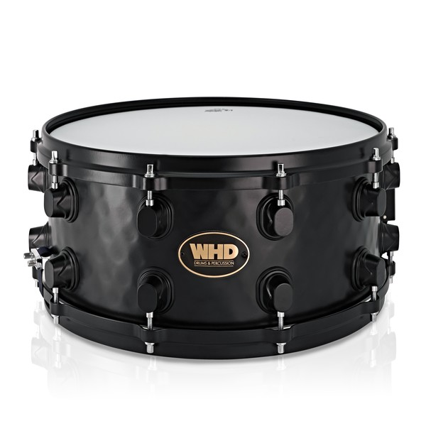 "WHD 14"" x 6.5"" Steel Snare, Black main"