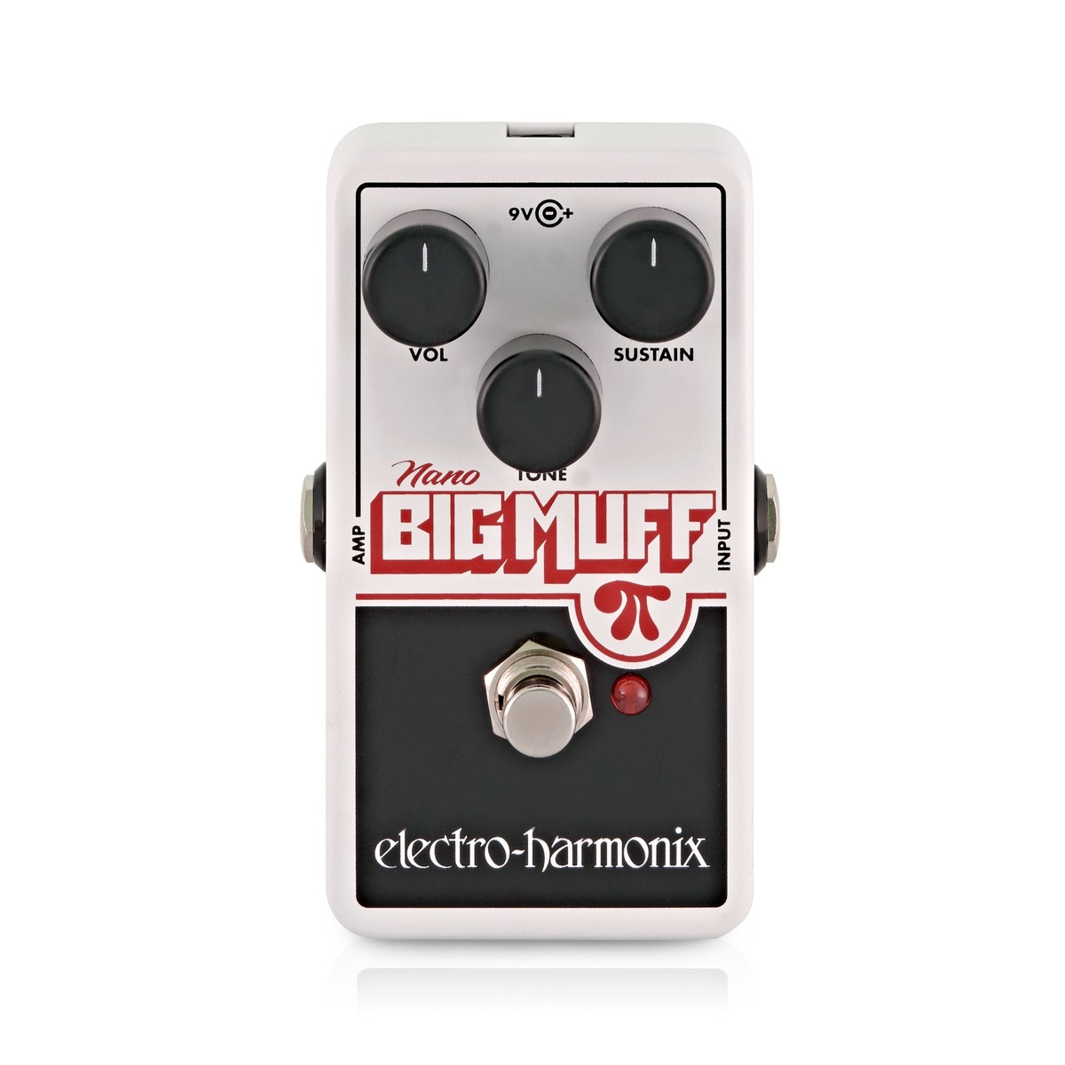 Click to view product details and reviews for Electro Harmonix Nano Big Muff Pi Distortion.