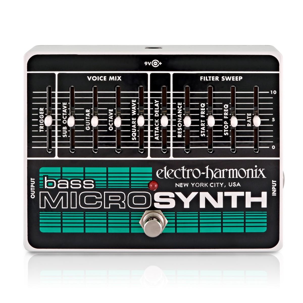 Electro Harmonix Bass Micro Synthesizer Analog Microsynth