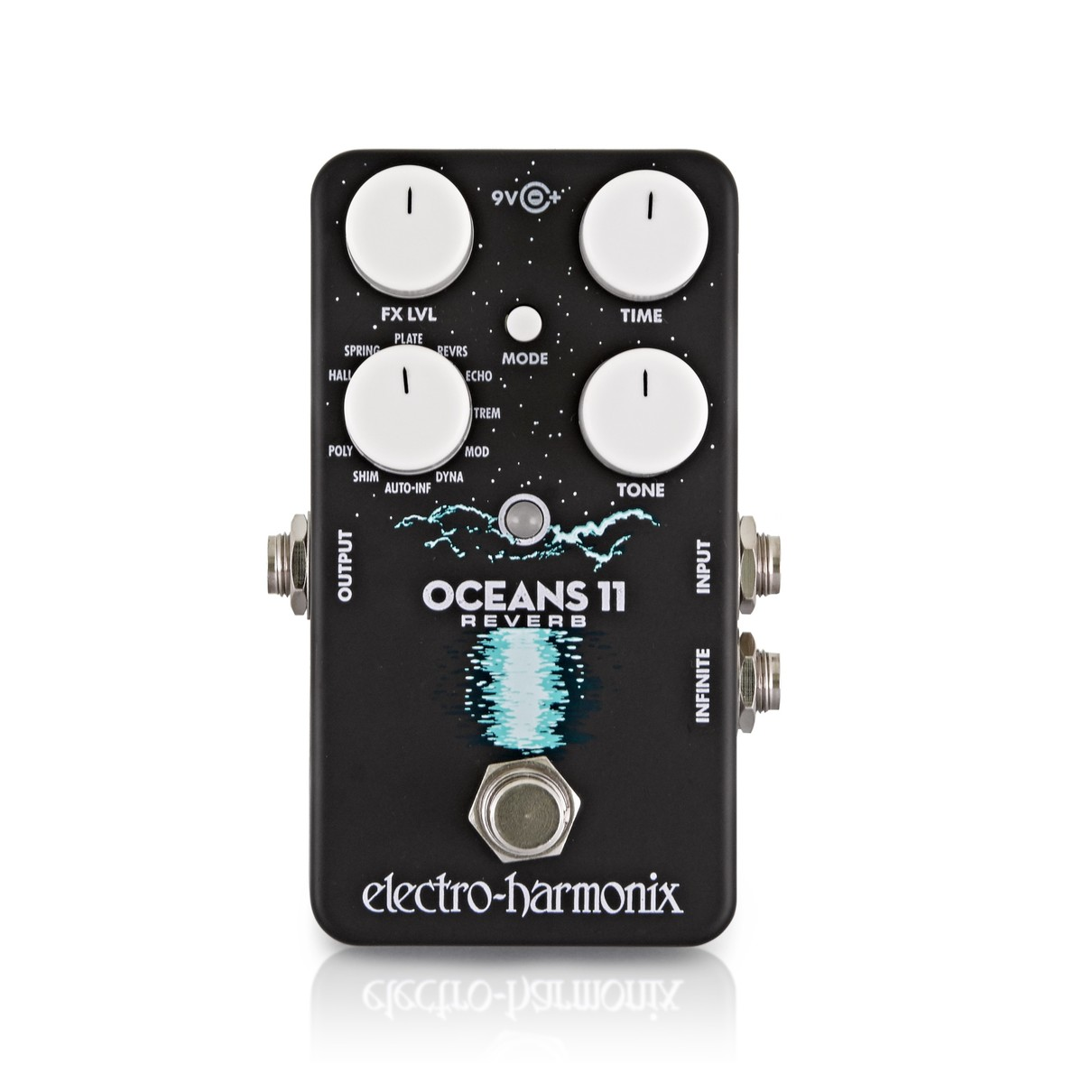 Click to view product details and reviews for Electro Harmonix Oceans 11 Reverb.