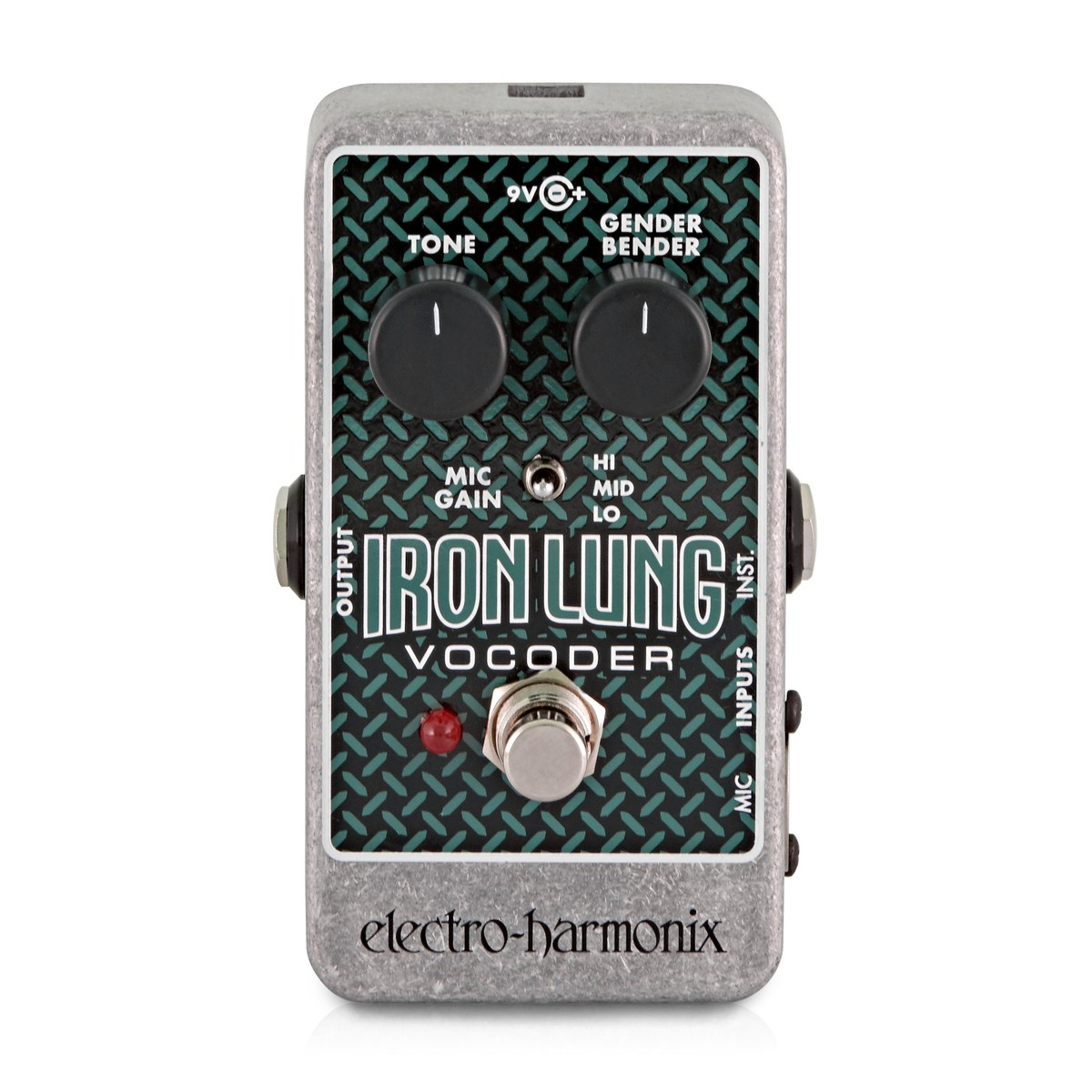 Click to view product details and reviews for Electro Harmonix Iron Lung Vocoder Pedal.