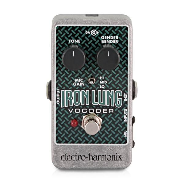 Electro Harmonix Iron Lung Vocoder Pedal main