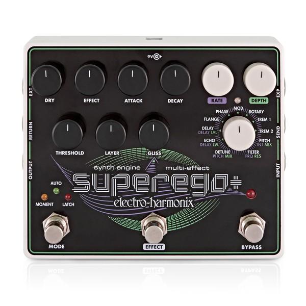 Electro Harmonix Superego Plus Super Synth Engine main