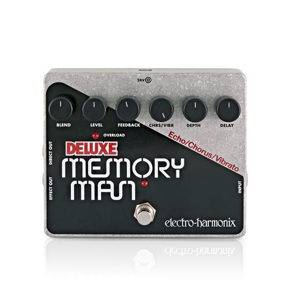 Electro Harmonix Deluxe Memory Man XO Analog Delay main
