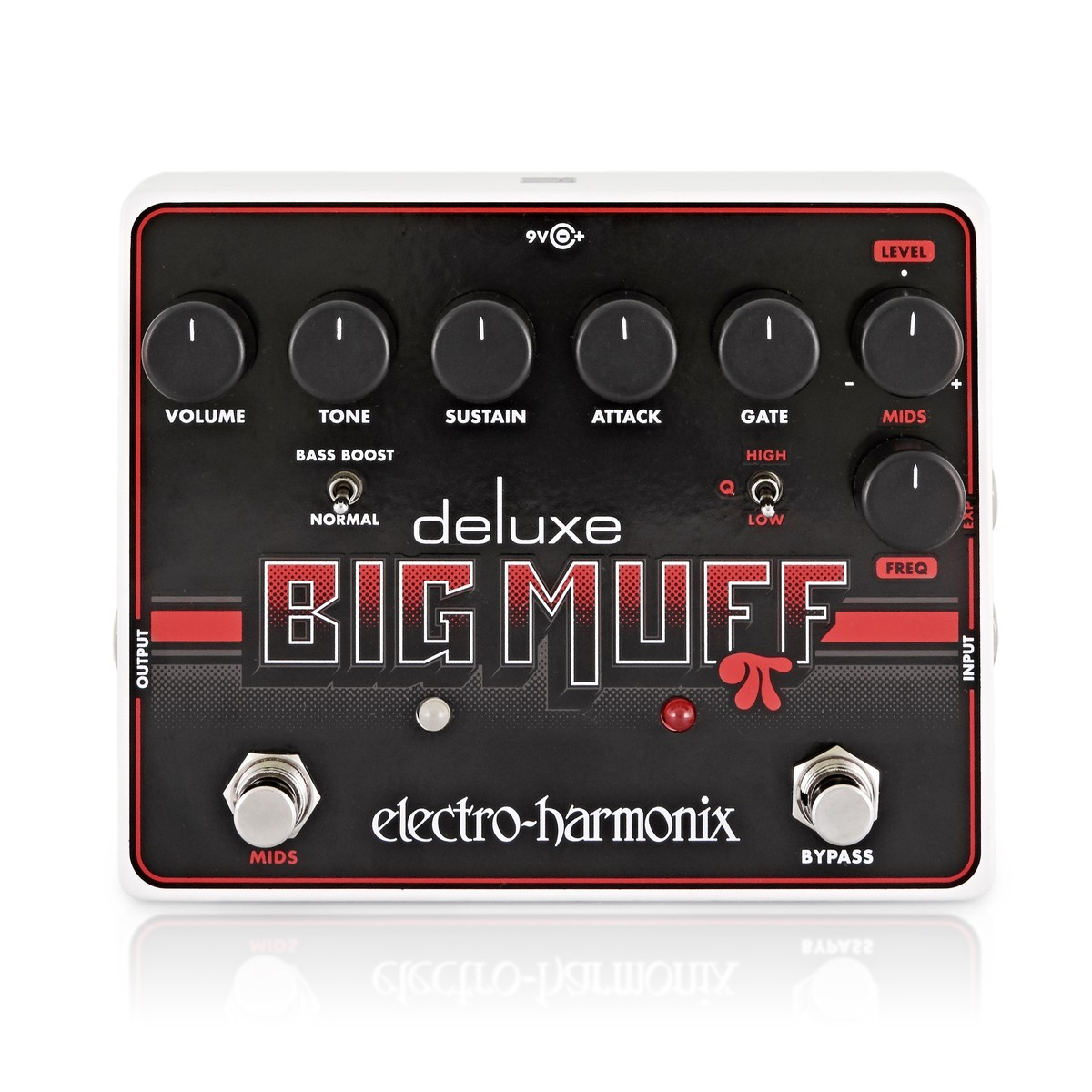 Click to view product details and reviews for Electro Harmonix Deluxe Big Muff Pi Distortion Sustainer.