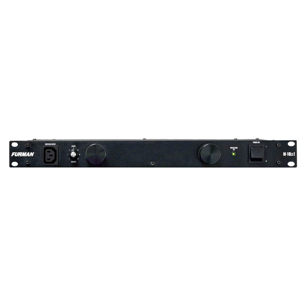 Furman M-10XLE Power Conditioner with Two Adjustable Lamps