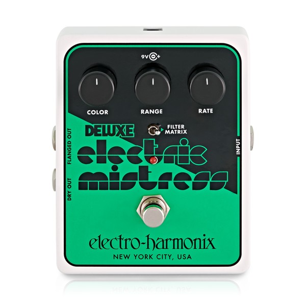 Electro Harmonix Deluxe Electric Mistress Analog Flanger main