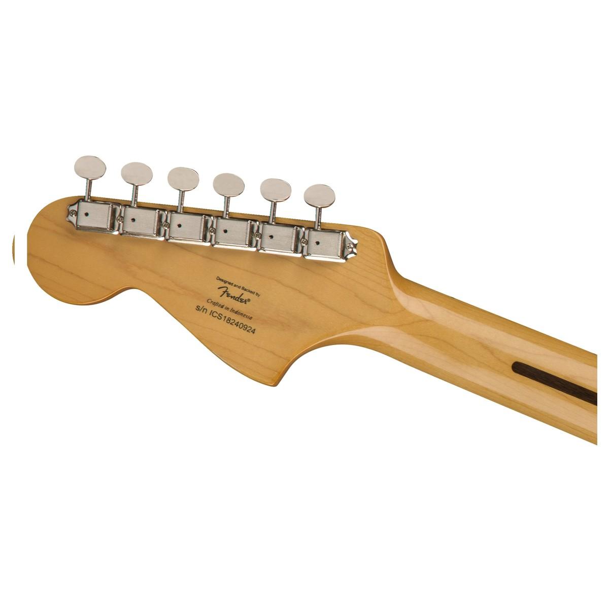 Squier Classic Vibe Bass VI LRL, Black at Gear4music