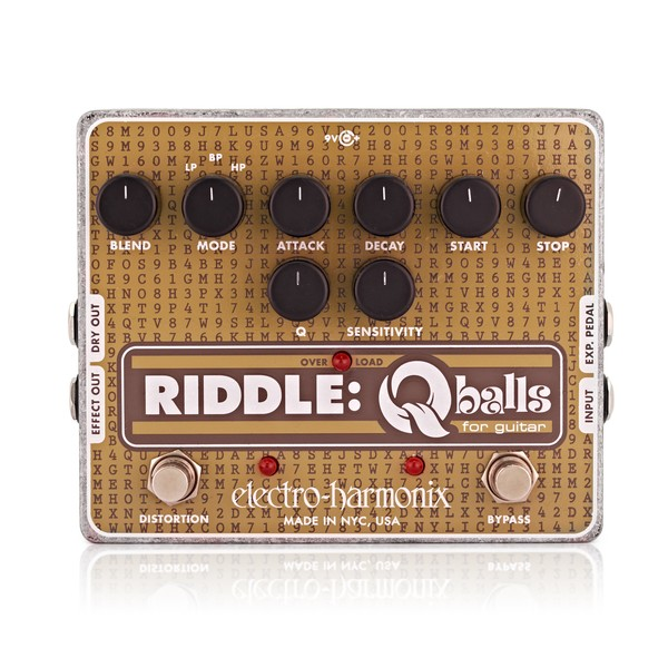 Electro Harmonix Riddle Envelope Filter