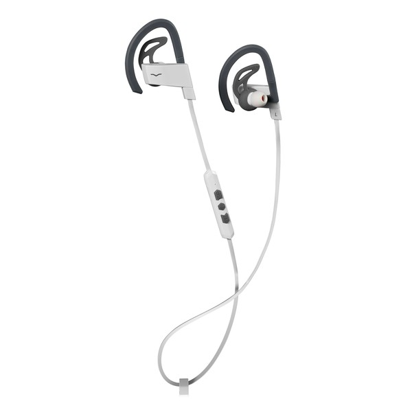 V-Moda Bassfit Wireless In-Ear Sport Headphones, White