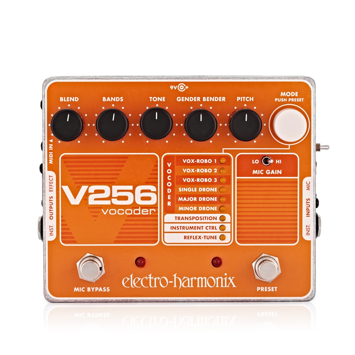 Click to view product details and reviews for Electro Harmonix V256 Vocoder.