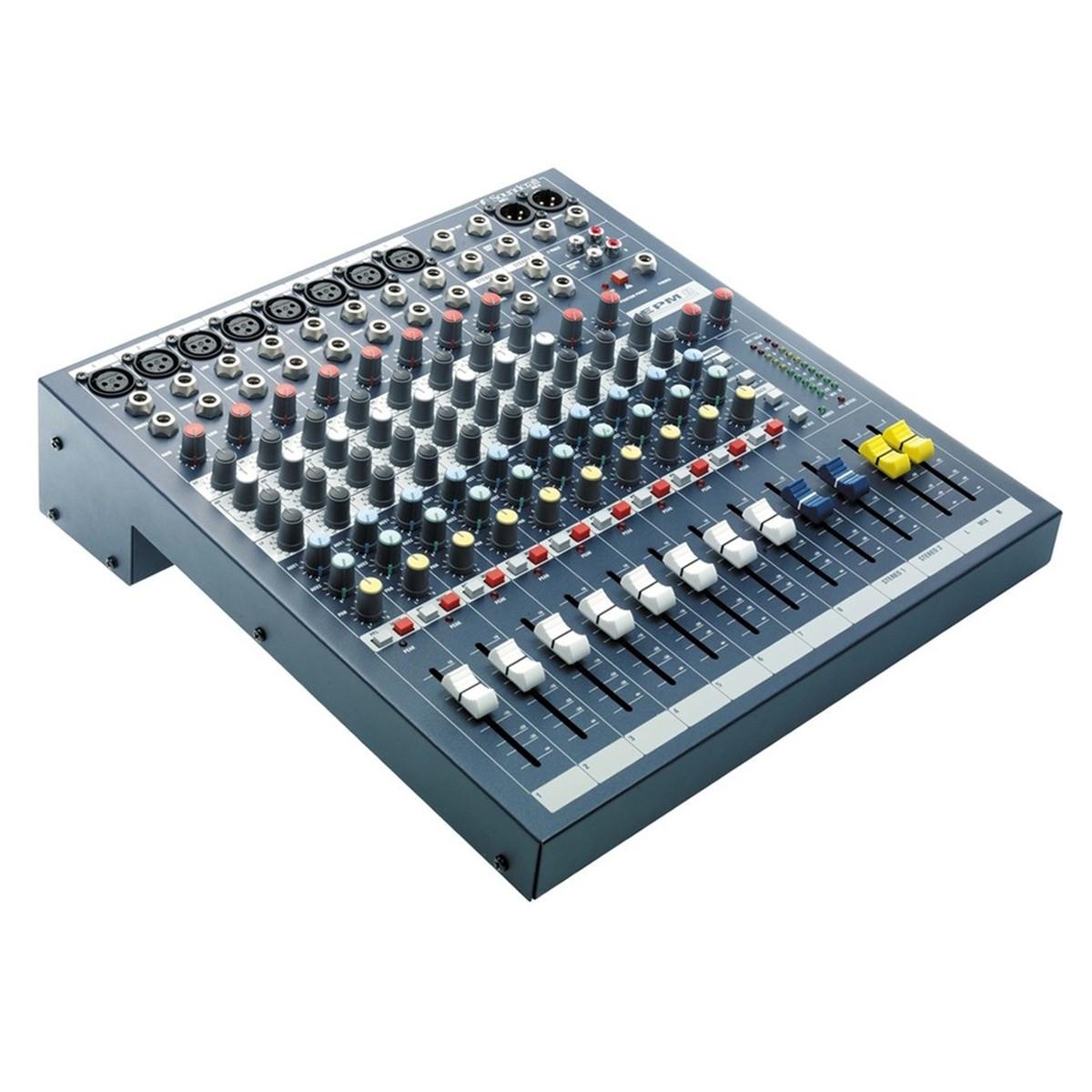 Soundcraft EPM8 8-Channel Mixer