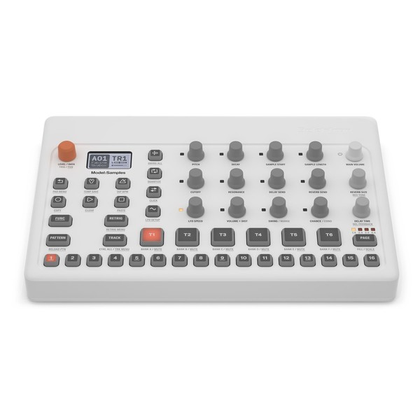 Elektron Model:Samples Six Track Sample Player - Front Top
