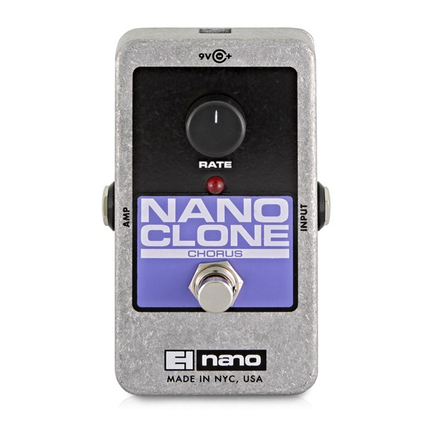 Electro Harmonix Nano Clone Analog Chorus main