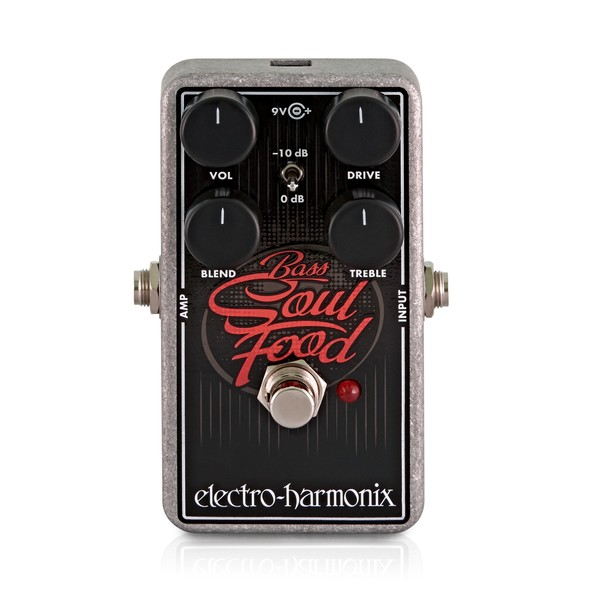 Electro Harmonix Bass Soul Food Overdrive main