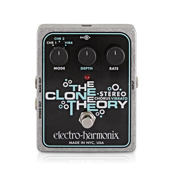 Electro Harmonix Stereo Clone Theory Analog Chorus