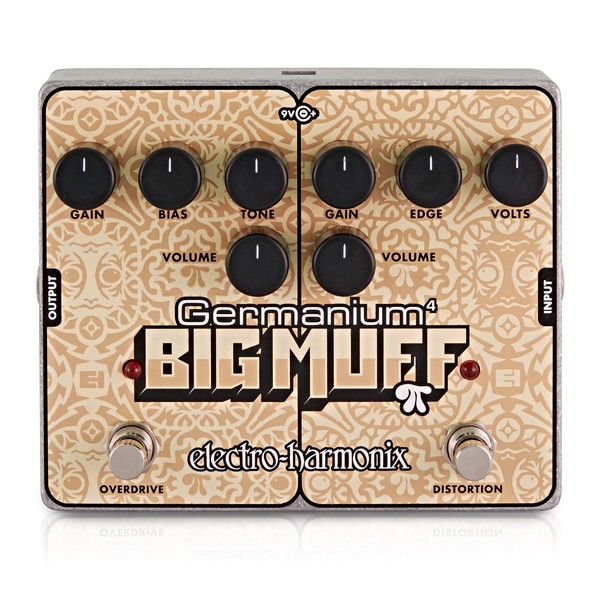 Electro Harmonix Germanium 4 Big Muff Pi Distortion & Overdrive main
