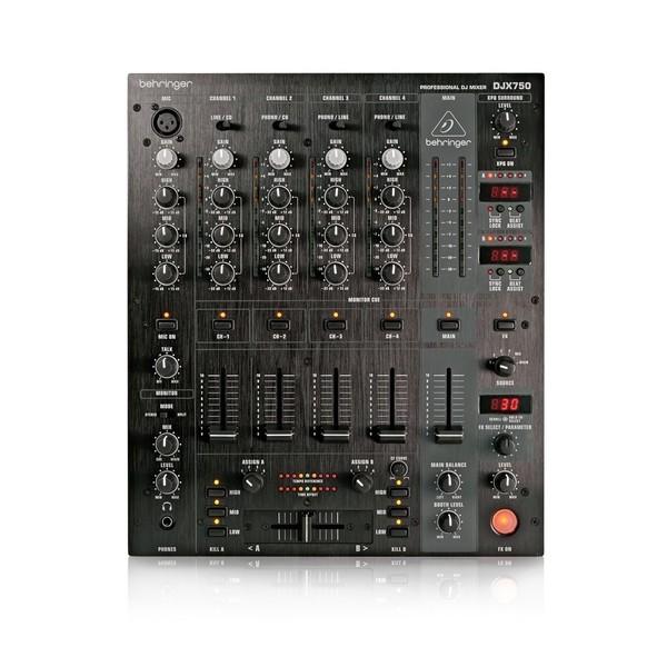 Behringer DJX750 DJ Pro Mixer - Main