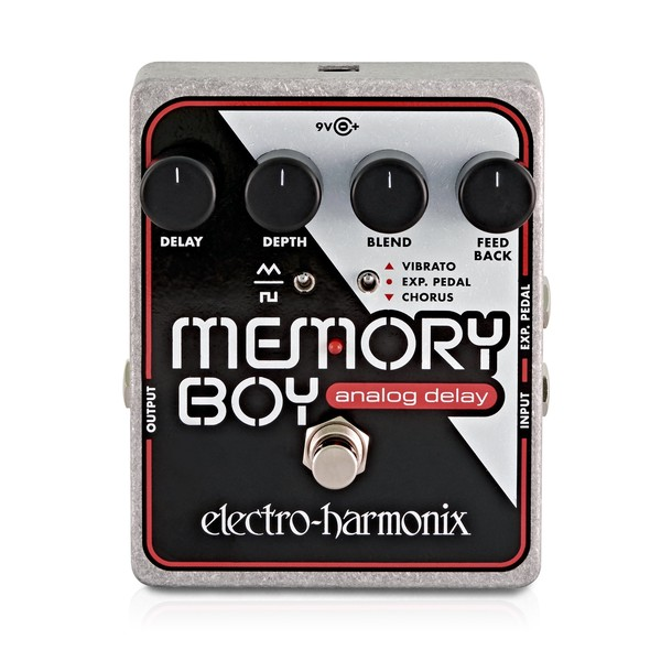 Electro Harmonix Memory Boy Analog Delay main