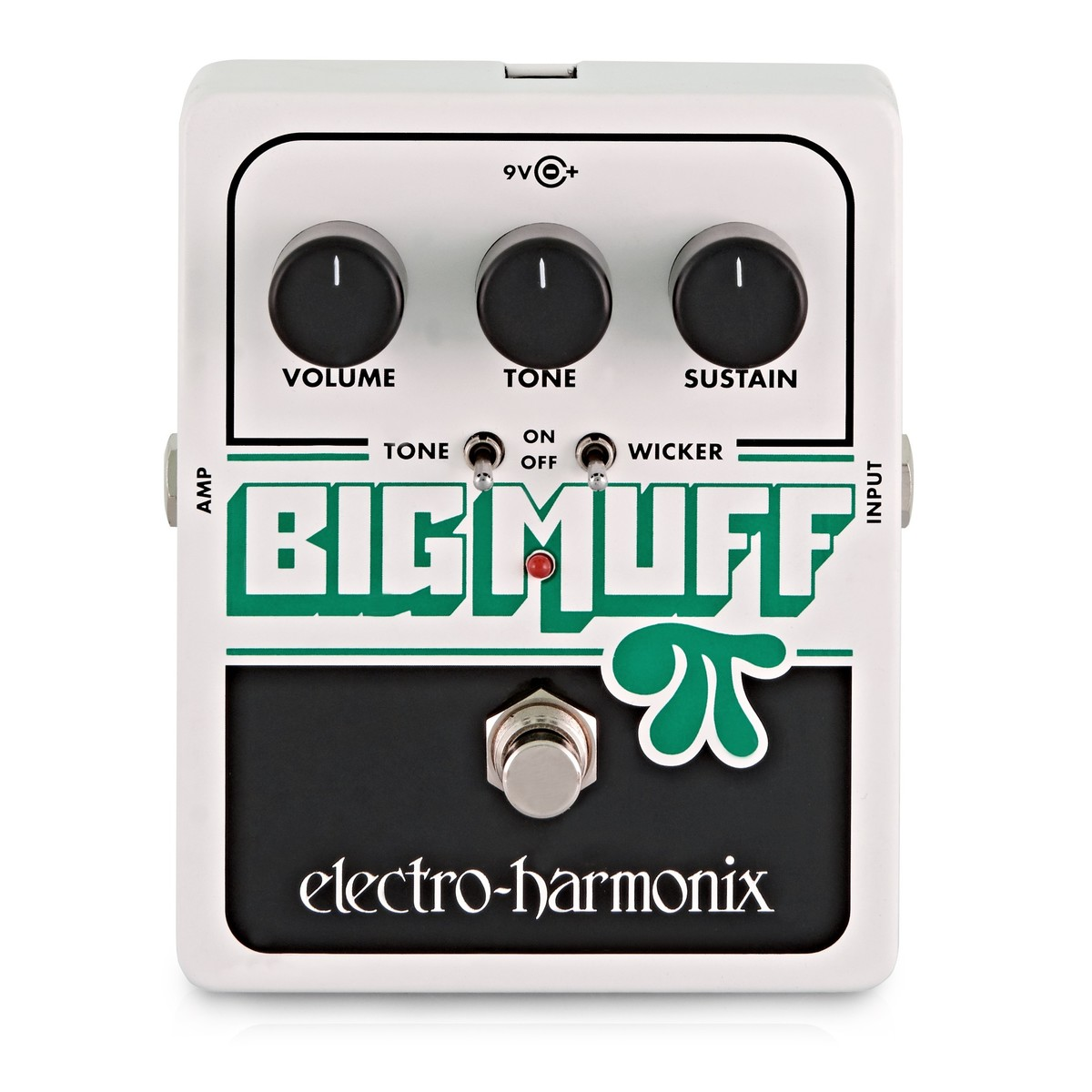 Click to view product details and reviews for Electro Harmonix Big Muff Distortion Sustainer W Tone Wicker.