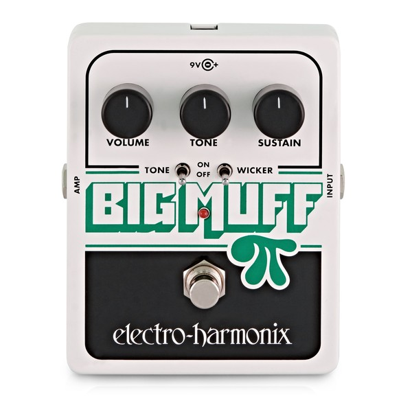 Electro Harmonix Big Muff Distortion Sustainer w/ Tone Wicker main