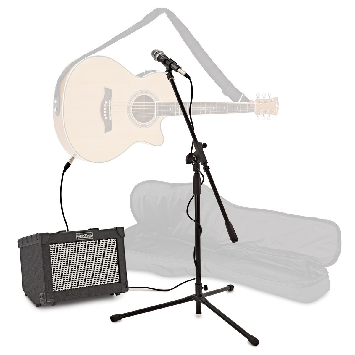 guitar amplifier buskers bundle by gear4music at gear4music. Black Bedroom Furniture Sets. Home Design Ideas