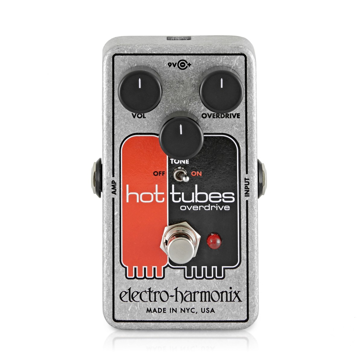 Click to view product details and reviews for Electro Harmonix Hot Tubes Distortion.
