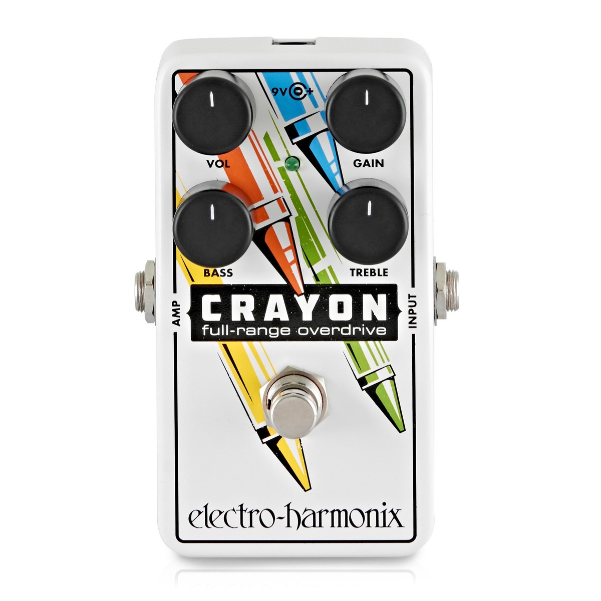 Electro-Harmonix Crayon 69 Full-Range Overdrive