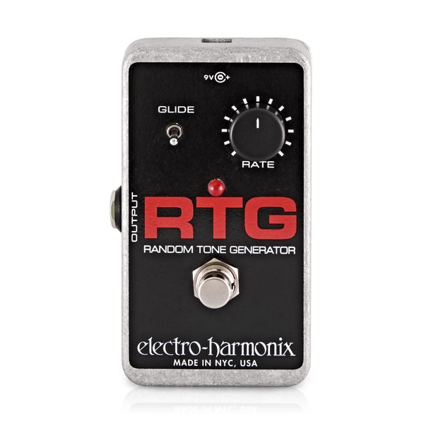 Electro Harmonix RTG Random Tone Generator Guitar Synth