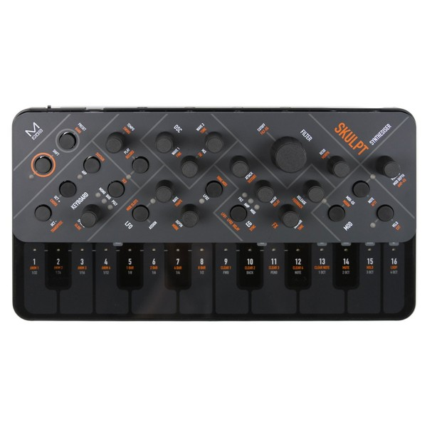 Modal Electronics SKULPT Synthesizer - Top