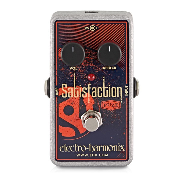 Electro Harmonix Satisfaction Fuzz main