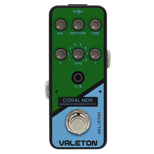 Valeton Coral MDR Multi-Effects Pedal - Main