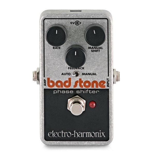 Electro Harmonix Bad Stone Phase Shifter main