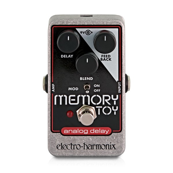 Electro Harmonix Memory Toy Analog Delay w/ Modulation main