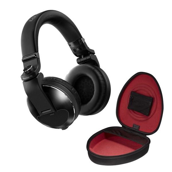 Pioneer HDJ-X10 Professional DJ Headphones with Case