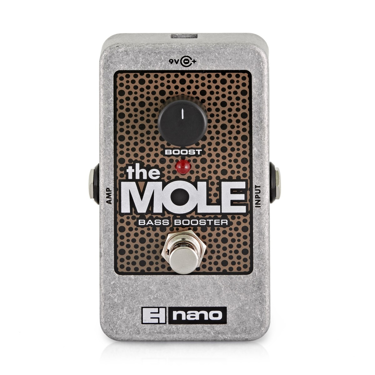 Click to view product details and reviews for Electro Harmonix The Mole Bass Booster.