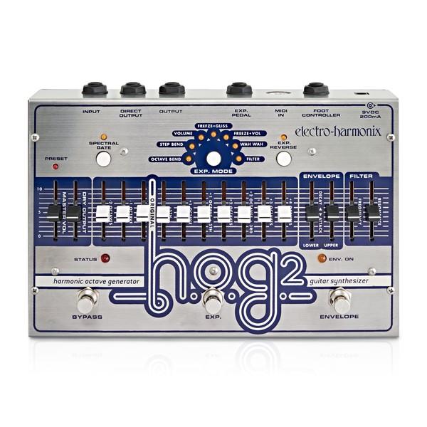 Electro Harmonix HOG2 Harmonic Octave Generator main