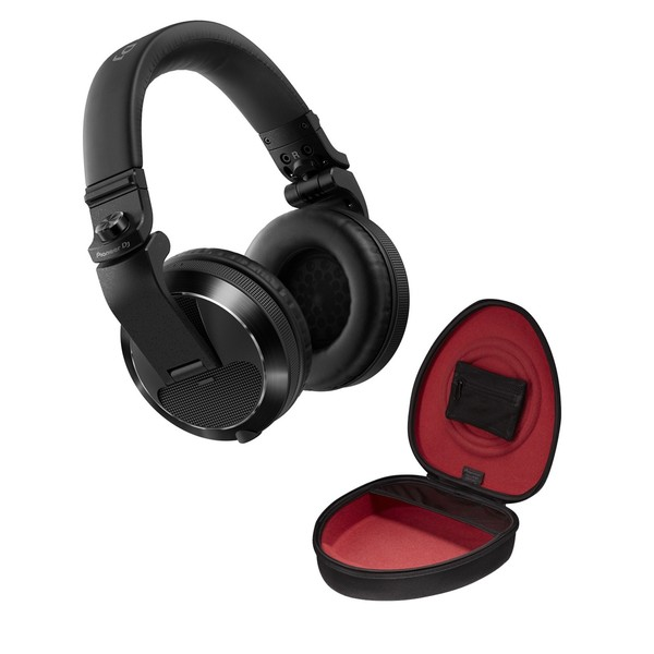 Pioneer HDJ-X7 Professional DJ Headphones with Case