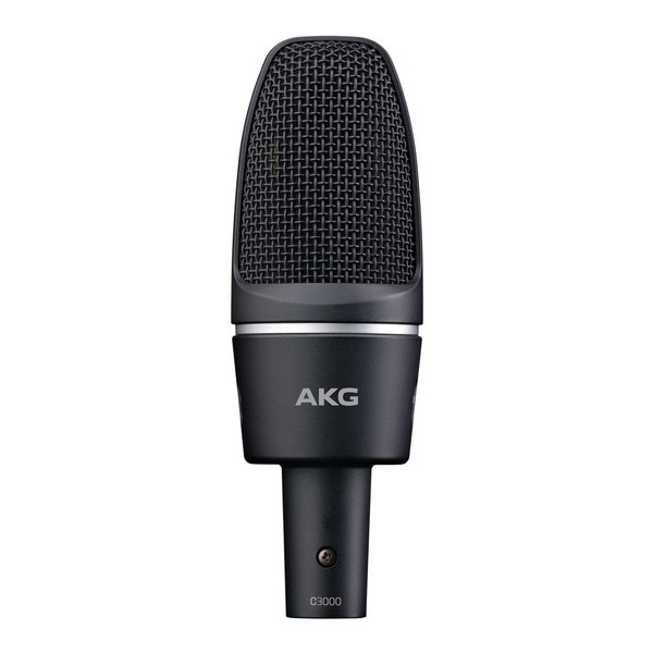 AKG C3000 Large Diaphragm Condenser Microphone, Front