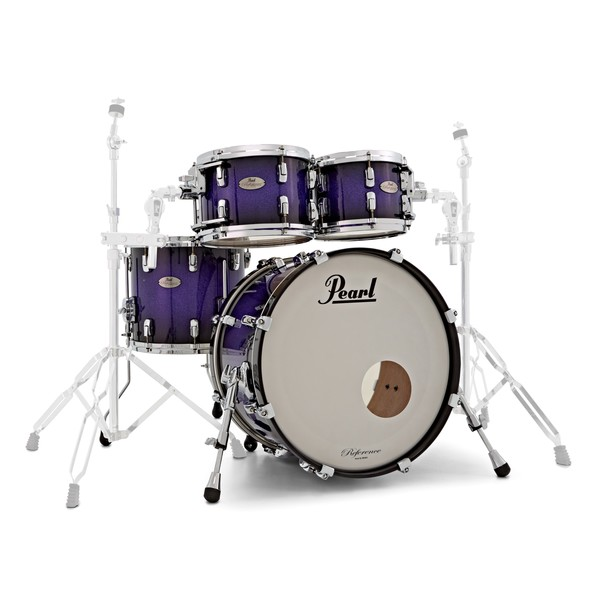 Pearl Reference 20'' Fusion 4pc Shell Pack, Purple Craze II main