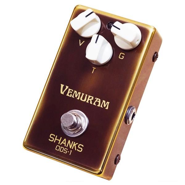 Vemuram Shanks ODS-1 Overdrive - front