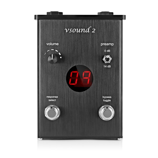 Signal Wizard Systems VSound Response Pedal for Electric Violin main